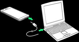 6517a14aea 本機とパソコンをUSBケーブルで接続する. スタート画面のセキュリティが設定してある場合は解除してください。