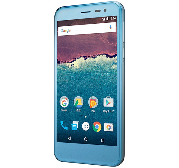 androidone 507SH Snapdragon 617 MSM8952 1.5GHz 8コア