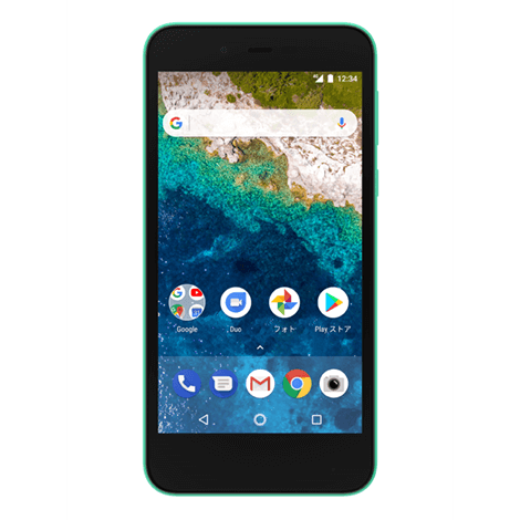 Android One S3 スマートフォン 製品 Y!mobile - 格安SIM・スマホは ...