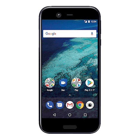 android one x1 スマートフォン 製品 y mobile 格安sim スマホは