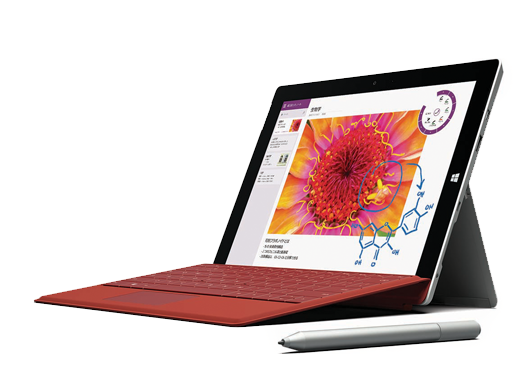 Surface 3(4G LTE)